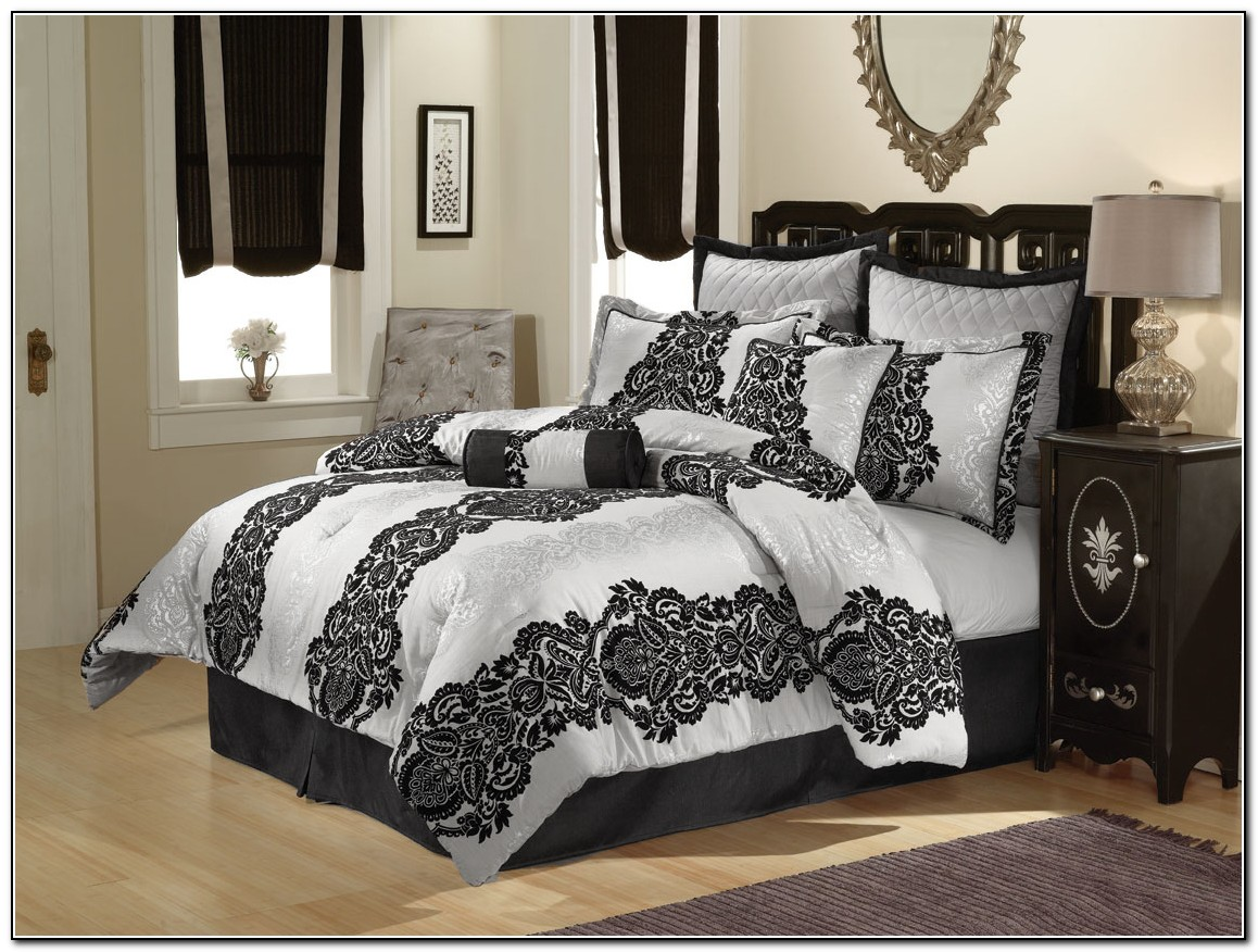black and white bedding sets queen - 28 images - black and