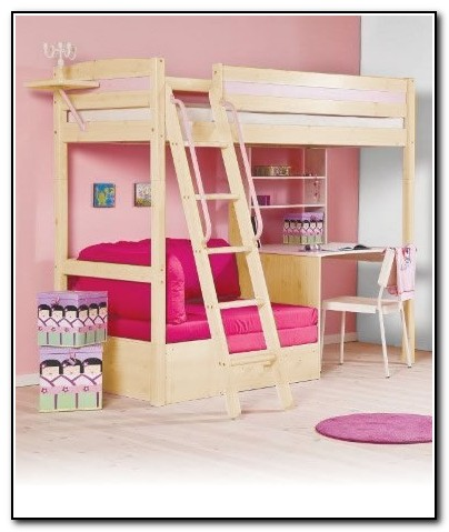 Cheap Bunk Beds With Desk Underneath Beds Home Design
