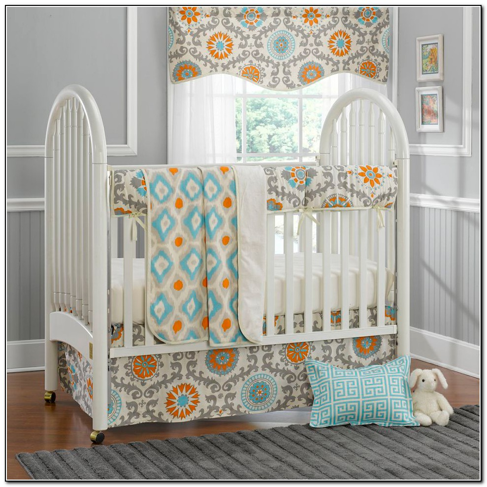 Crib Bedding Sets Neutral Uk