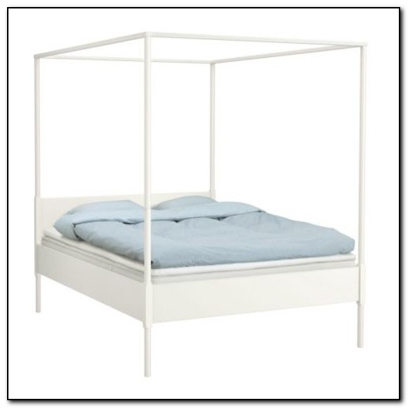 Four Poster Bed Ikea