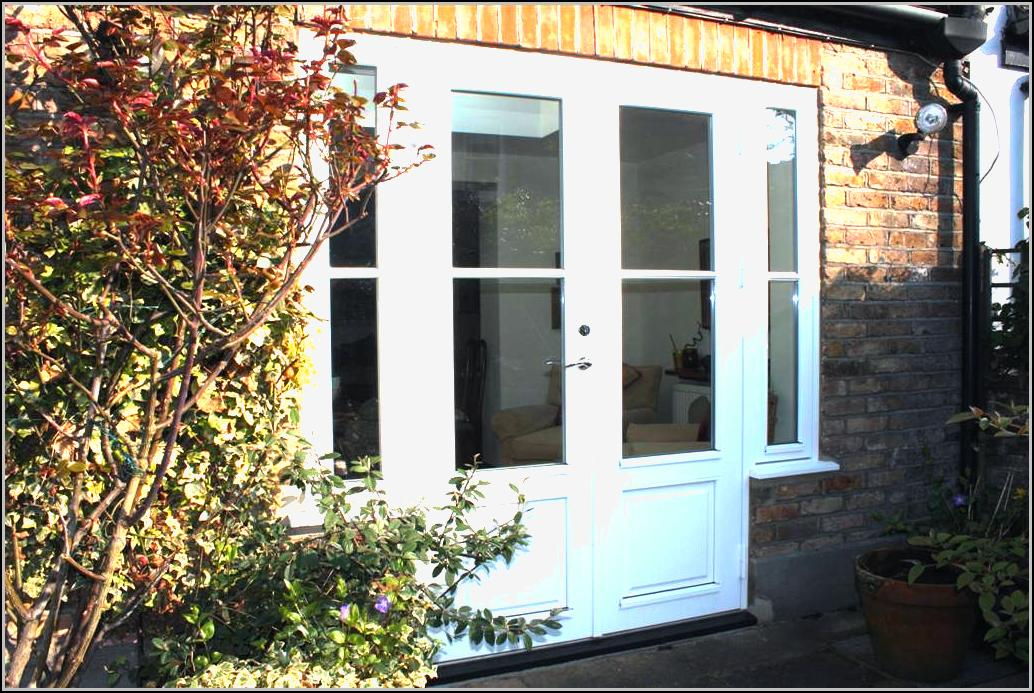French patio doors with side windows patios home for Patio doors with side windows
