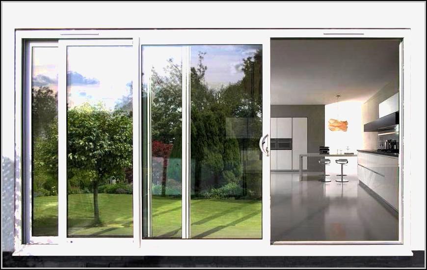 Glass Patio Sliding Doors
