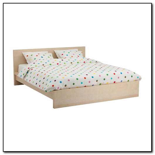 Ikea Malm Bed Birch