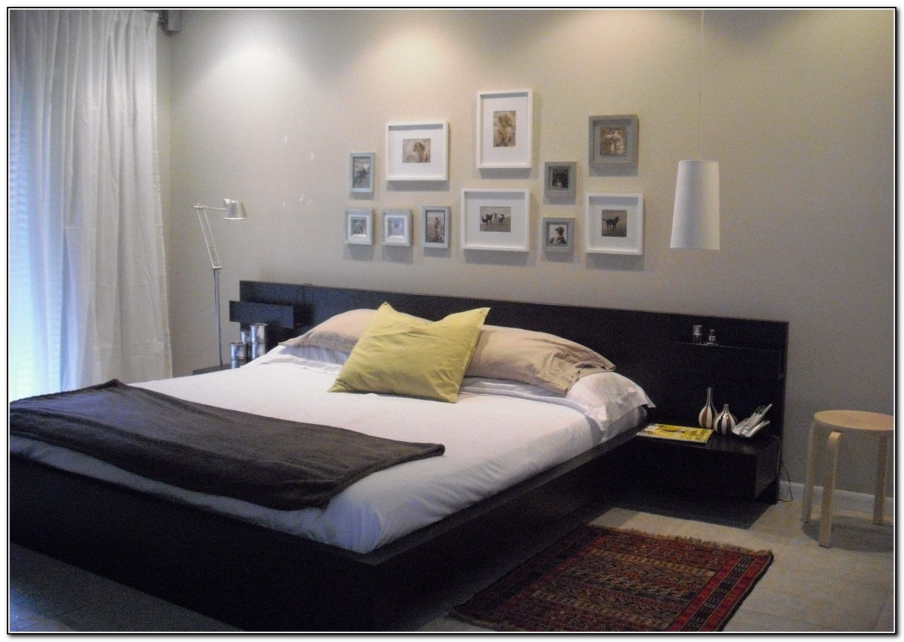 Ikea Malm Bed With Side Tables - Beds : Home Design Ideas ...