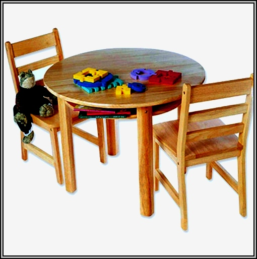 Kids Table And Chairs Au