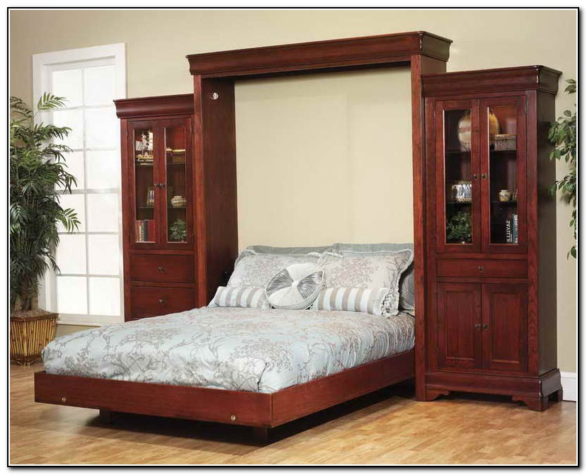 Murphy Bed Kit Lowes Beds Home Design Ideas