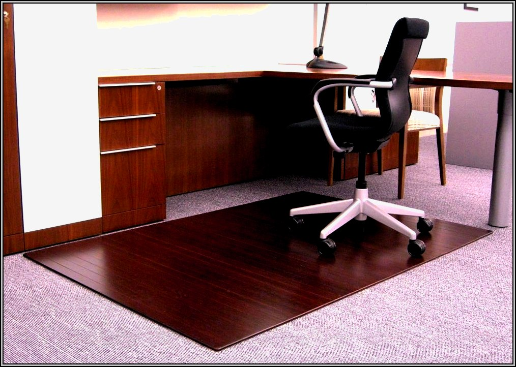 Office Chair Mat For Hardwood Floor: Chairs : Home Design Ideas