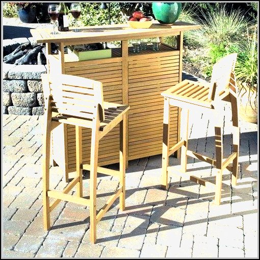 Patio Bar Set Kmart Patios Home Design Ideas