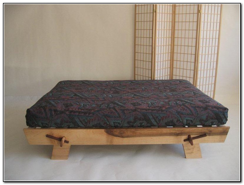 Platform Bed Frame Plans Beds Home Design Ideas