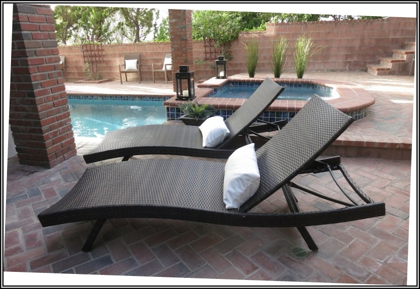 Target Outdoor Furniture Chaise Lounge