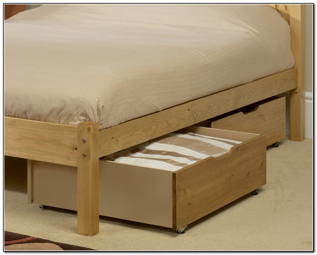 Under Bed Storage Drawers Beds Home Design Ideas