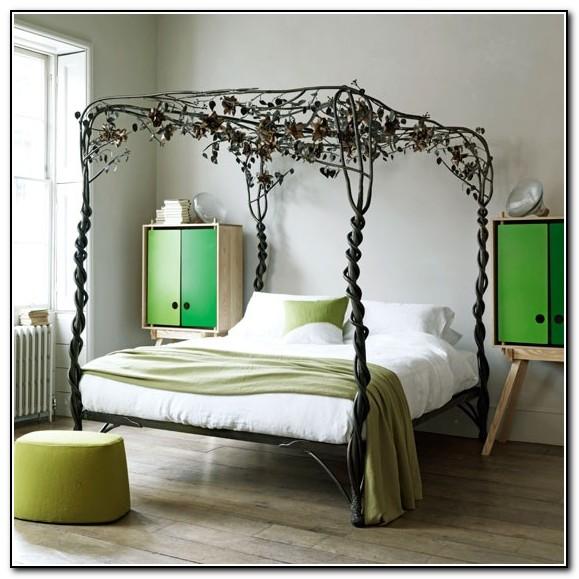 Vintage Iron Bed Frames