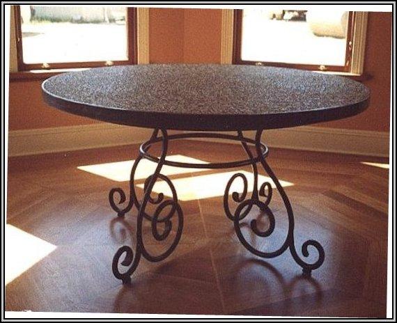 Wrought Iron Furniture Legs