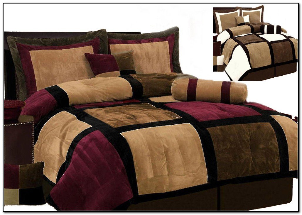 Bed In A Bag King Cheap Beds Home Design Ideas