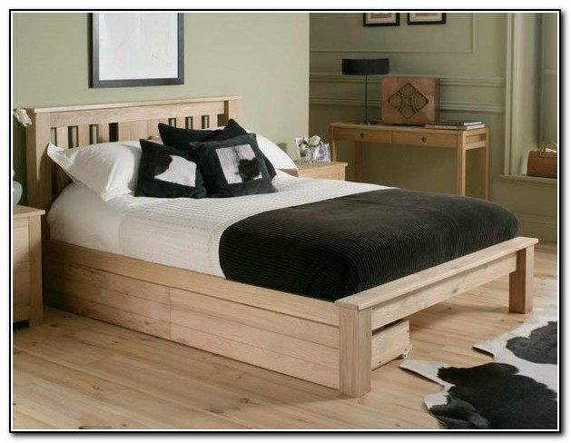 Cool twin bed frames beds home design ideas for Cool twin bed frames
