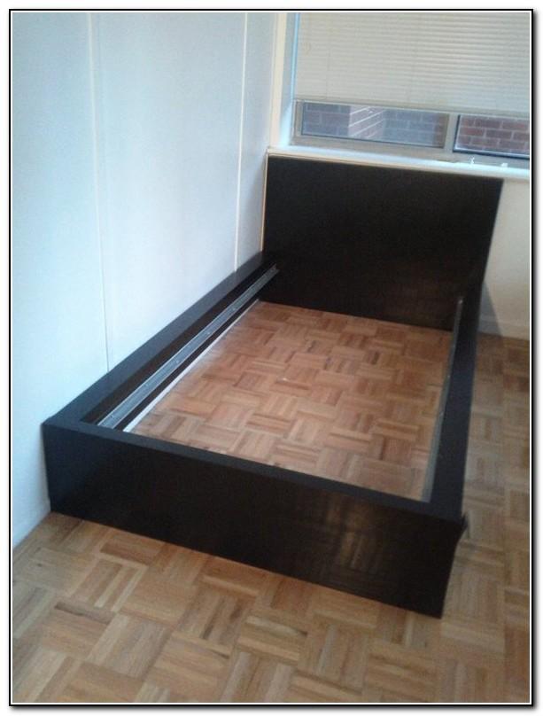 Ikea Twin Bed Malm