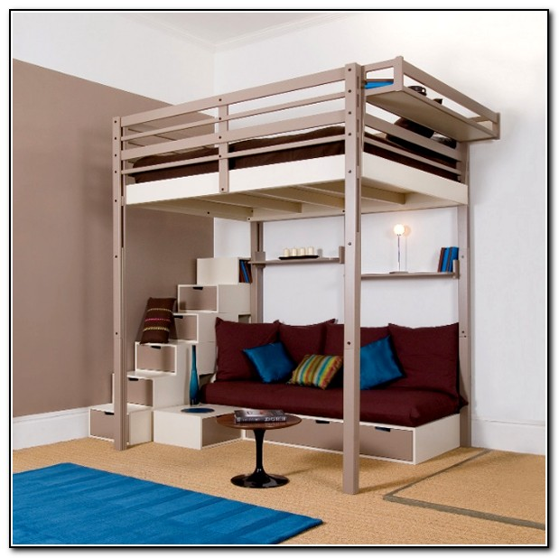 Loft Beds For Adults Uk Beds Home Design Ideas