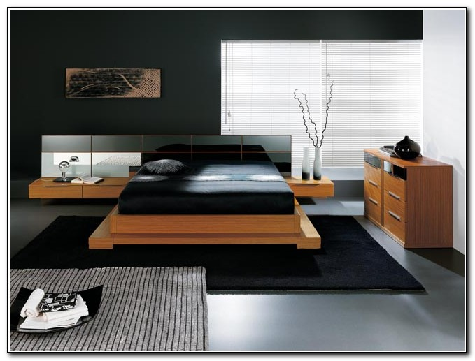 modern platform bed plans - Modern Platform Bed Frame