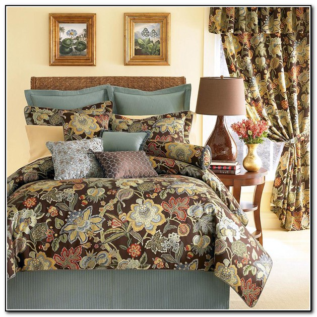 Rose Tree Bedding Discontinued Beds Home Design Ideas