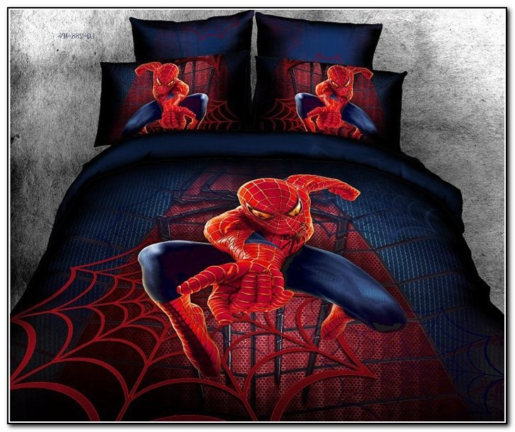 Spiderman Queen Bedding Sets Beds Home Design Ideas