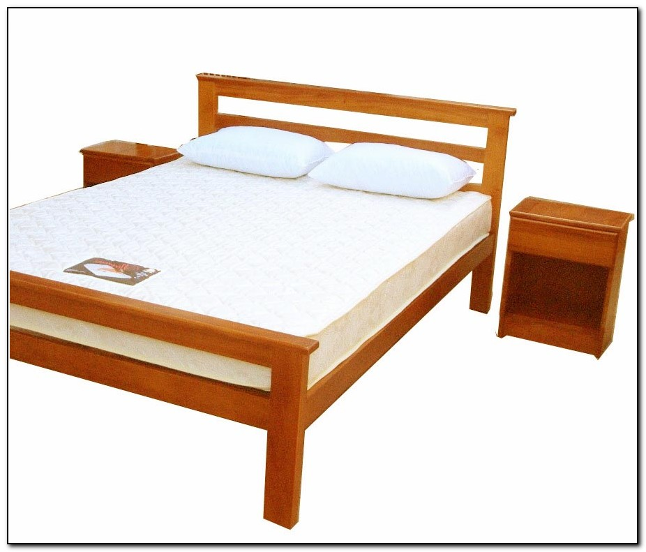 Wood bed frame plans download page home design ideas