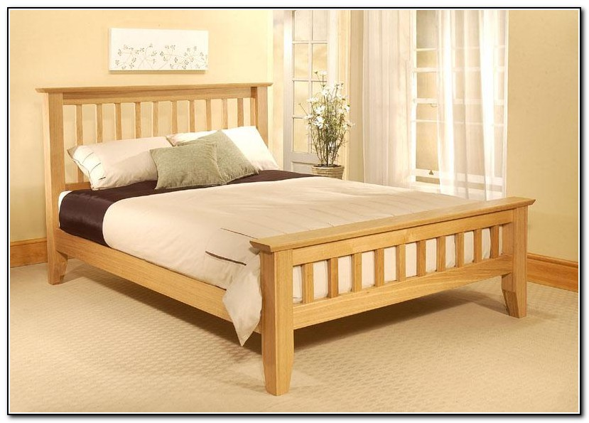 simple bed frame wooden bed frames designs beds home design ideas 29548