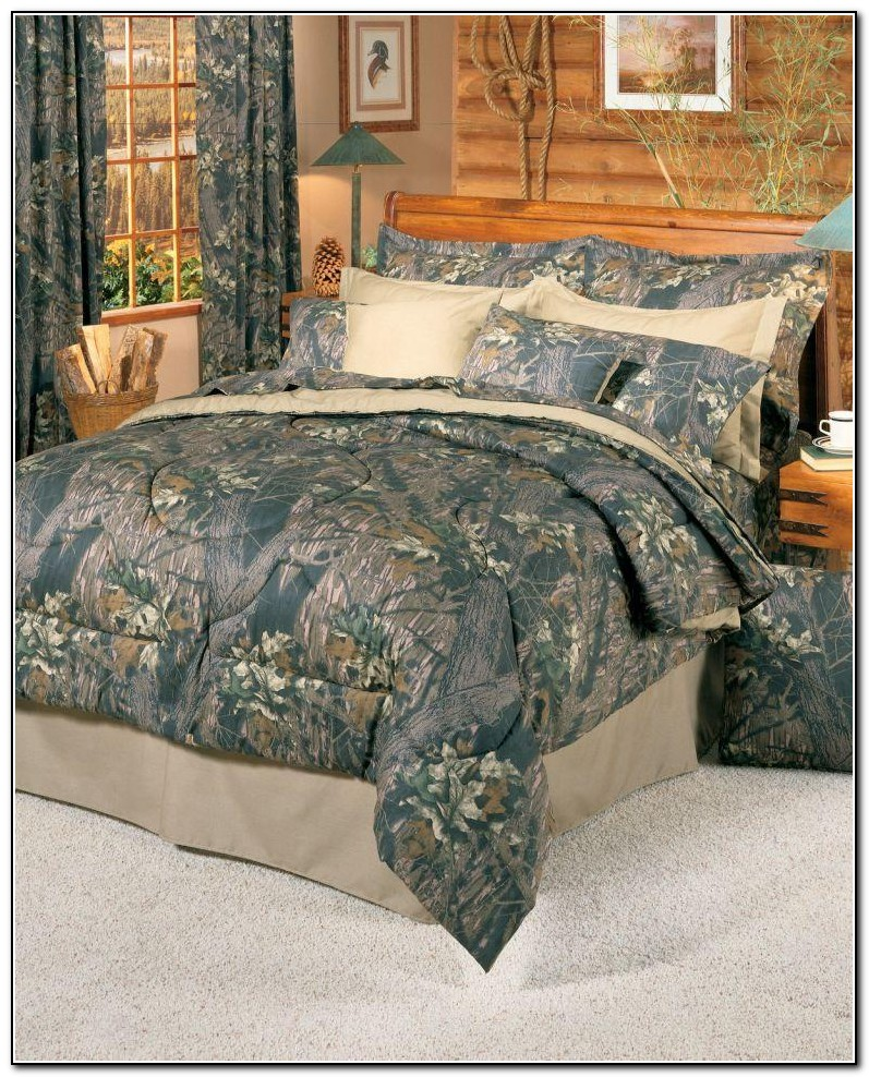 Camo Bedding Sets Full Size