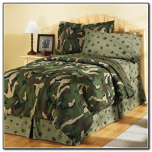 Camo Bedding Sets Walmart