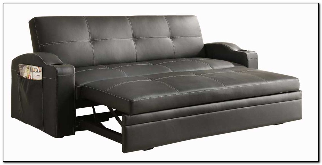 Convertible Sofa Bed With Storage Beds Home Design