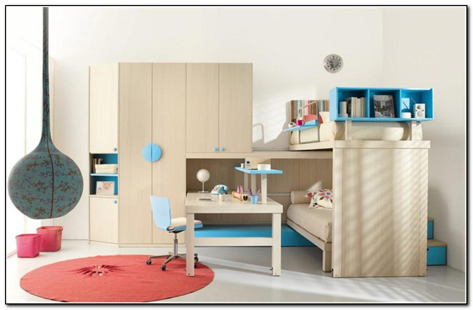 Cool Twin Beds For Boys
