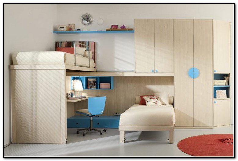 Double Bed For Kids