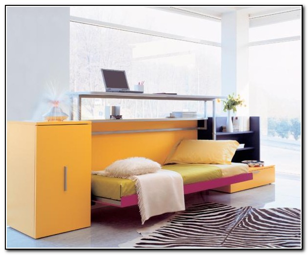 Fold Out Bed Desk