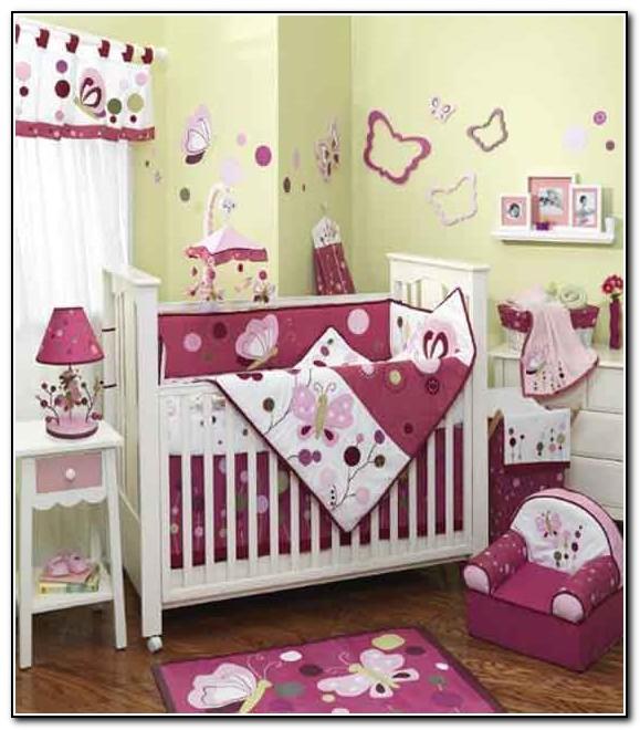 Girl Bedding Sets For Cribs