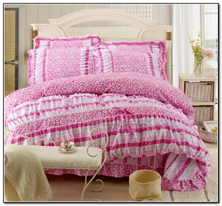 Girl Bedding Sets Full