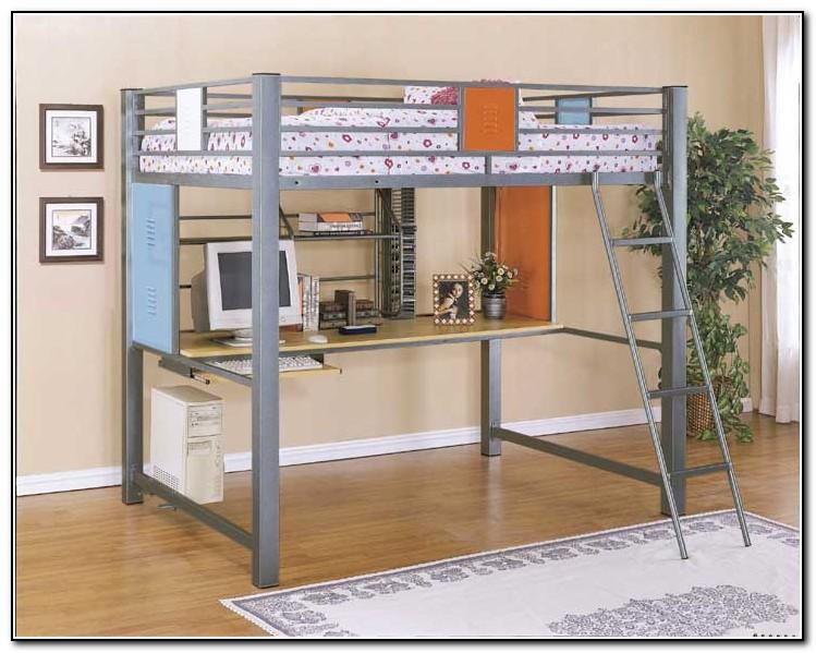 Girls Loft Beds With Desk