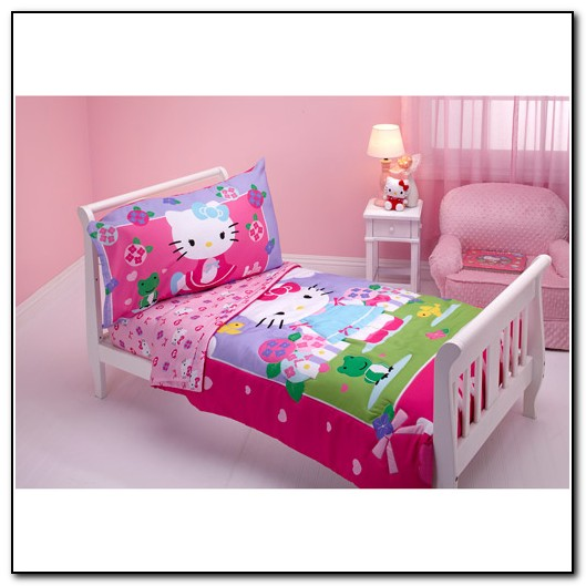 Hello Kitty Bed Room Sets