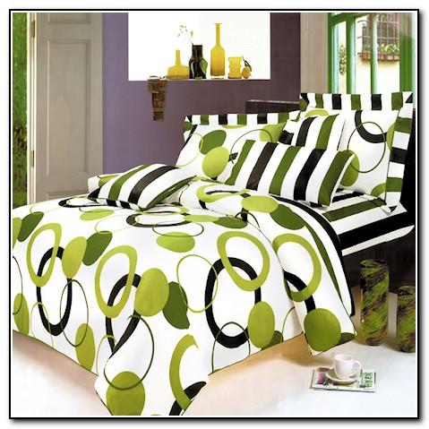 Lime Green Bedding For Boys