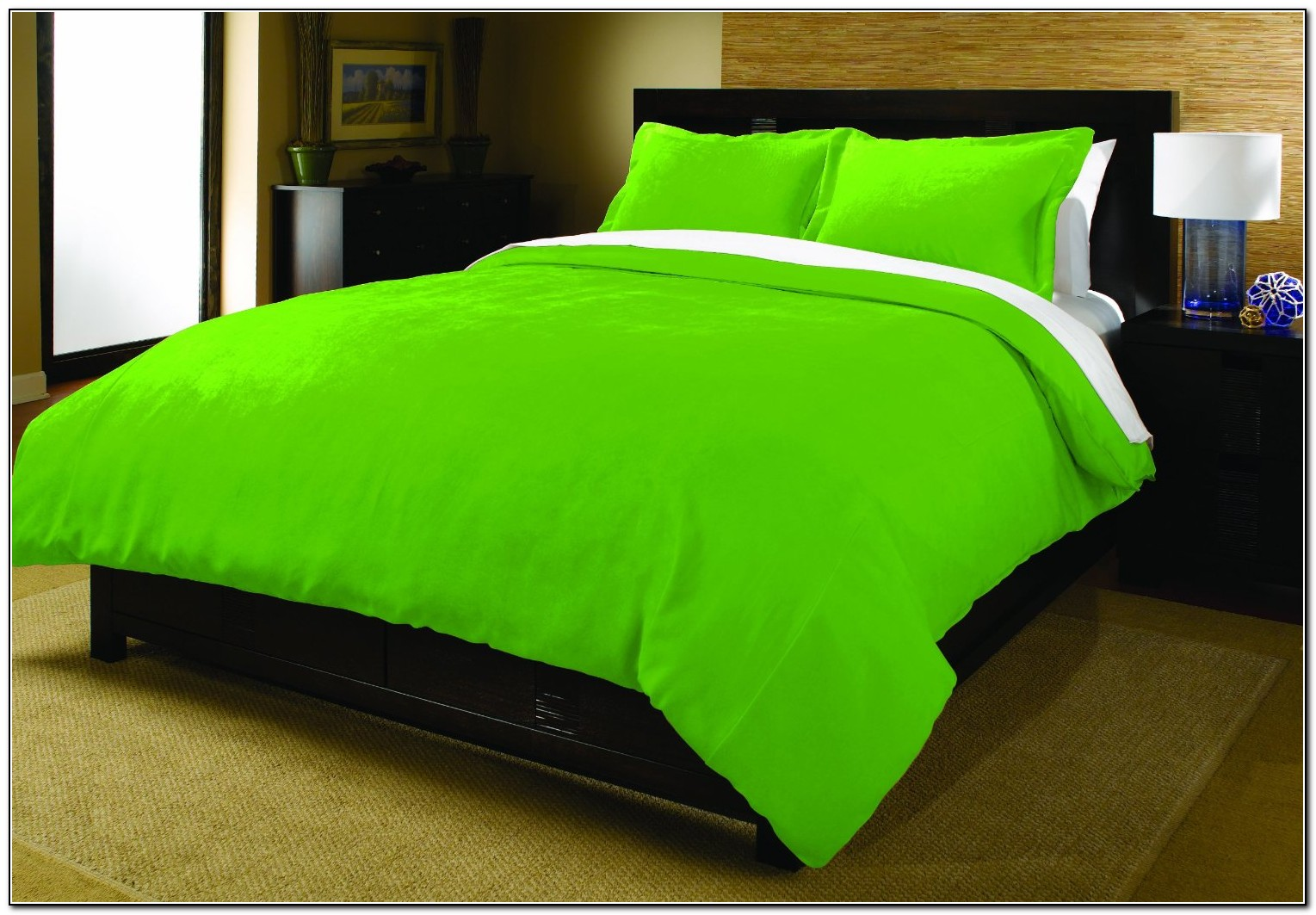 Lime Green Bedding Sets Beds Home Design Ideas