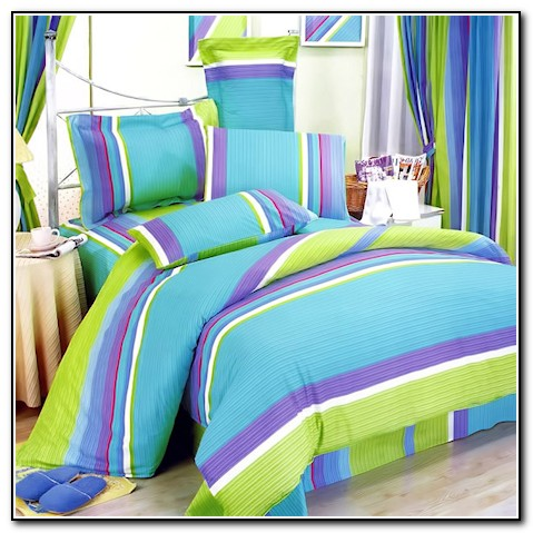 Lime Green Bedding Twin
