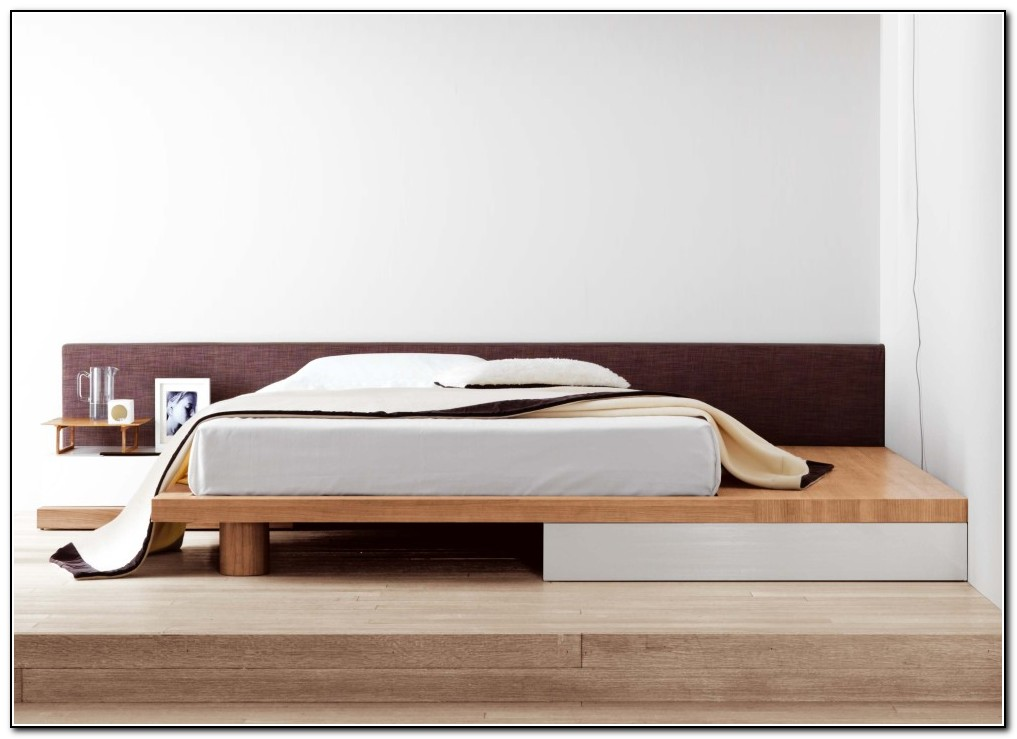 Modern Beds With Drawers