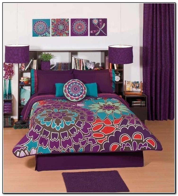 Purple Bedding Sets Full
