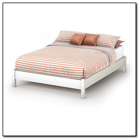 South Shore Basics Full Platform Bed