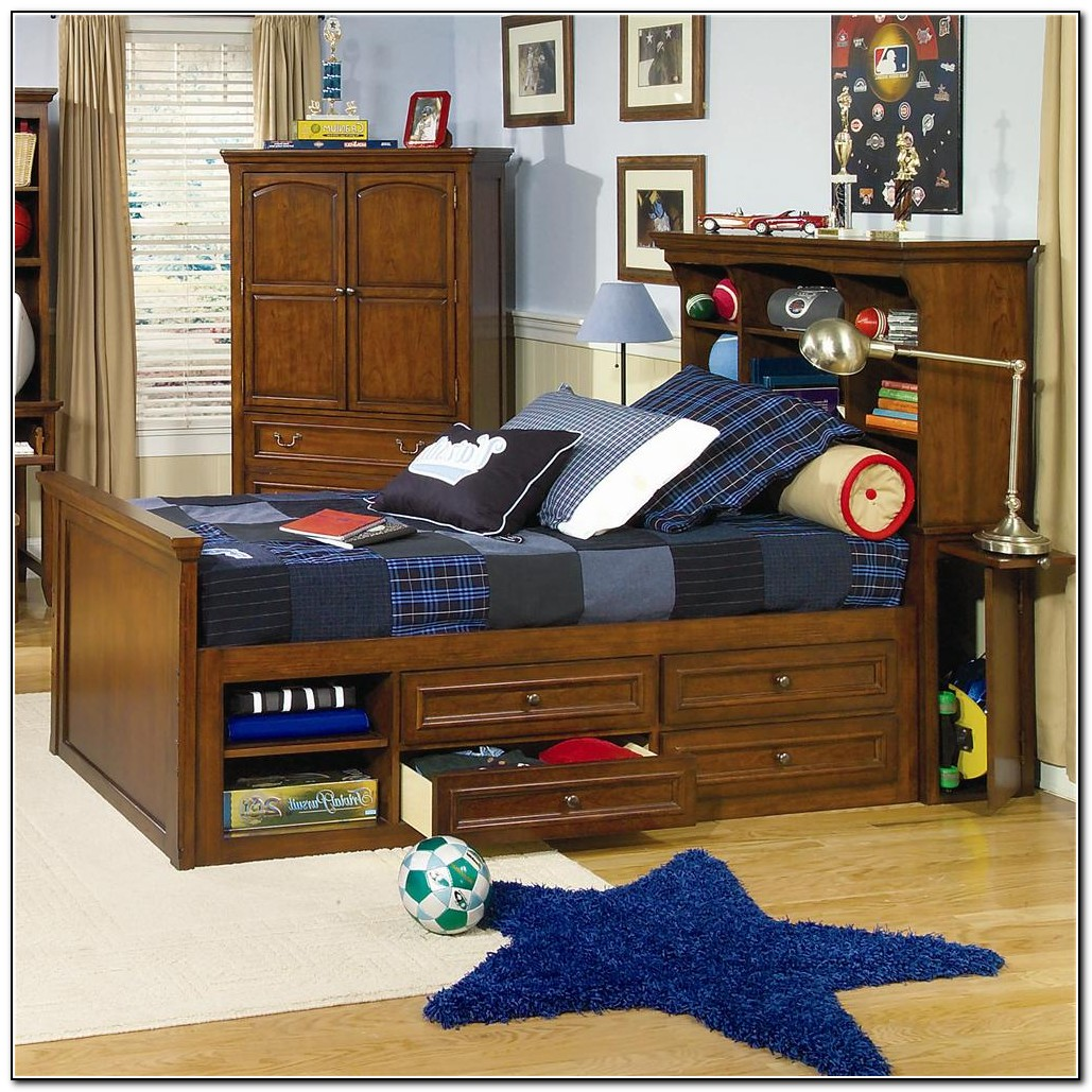 bookcase bed for kids