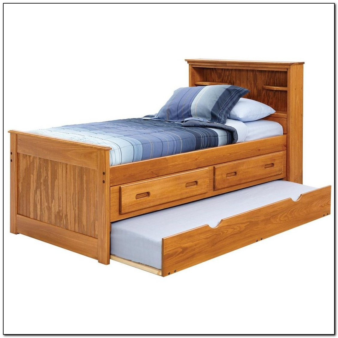 Twin Captains Bed With Storage Beds Home Design Ideas