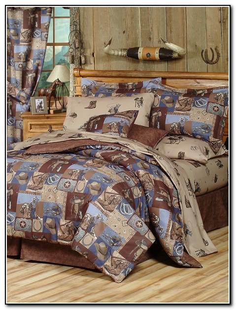 Western Bedding Sets Cheap