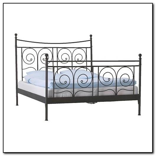 Wrought Iron Beds Ikea Home Design Ideas