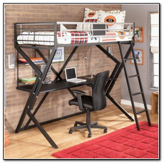Ashley Furniture Bunk Beds With Desk
