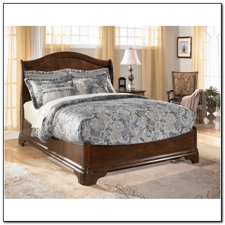 Ashley Furniture King Sleigh Bed