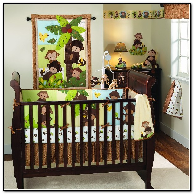 Baby Boy Nursery Bedding Ideas