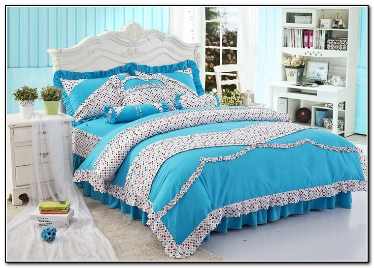 Bed sets for girls blue beds home design ideas b1pmabrp6l9053 - Blue beds for girls ...